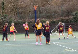 Monk Jones v Newbury at Prep School House Matches