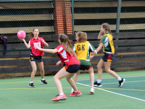 Grimwade v Monk Jones at Prep School House Matches