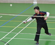 Senior School Badminton v Felsted School