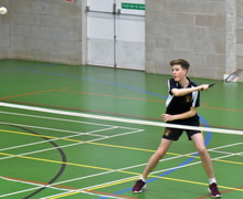 L5th Badminton Player v Felsted