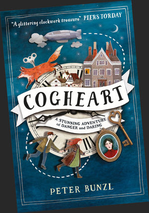 Cogheart Book for Prep School Book Club