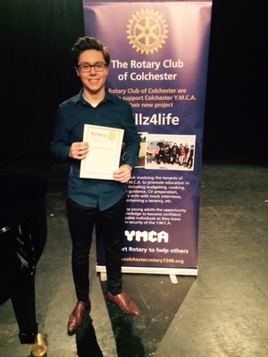 Chris Wilkin Rotary Regional Young Musician