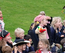 Pre-Prep School Pupil Pirates