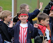 Pre-Prep School Pupils Enjoy Pirate Day