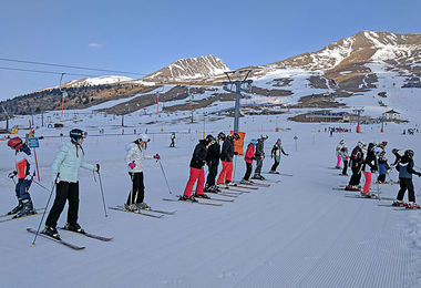 Senior School Ski Trip 2017 to Passo Tonale