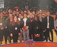 Sixth Form Business Madison Square Garden Tour