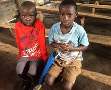 Local Children on Malawi Expedition 2017