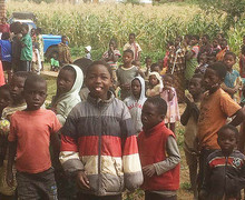 Local Children Malawi Expedition 2017