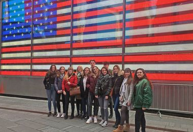 Sixth Form Art Trip to New York