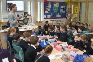 Prep School Book Club with Julian Sedgwick