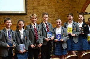 L3 & U3 Poetry Declamation Finalists 2017