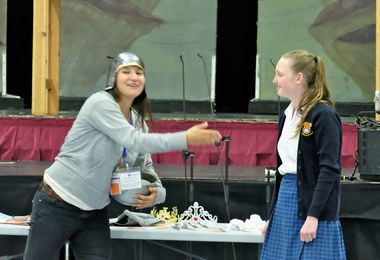 Prep School U3 Spanish Play