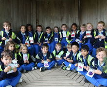 Year 1S at Hyde Hall