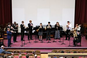 Senior School Brass Ensemble Chamber Music Concert