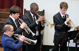Senior School Brass Players Chamber Music Concert