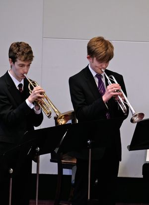 Senior School Trumpets Chamber Music Concert May 17