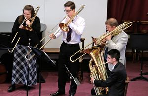 Brass Ensemble Chamber Music Concert May 17