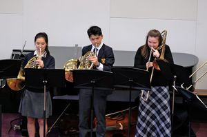 Brass Players Chamber Music Concert May 2017