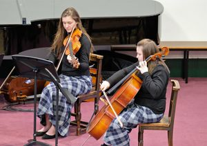 Sixth Form Strings Chamber Concert 2017