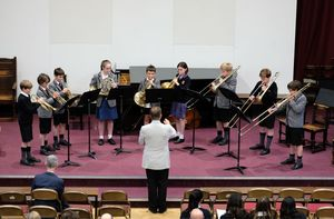 Prep School Brass Players Chamber Concert May 2017