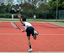 Senior School Tennis v Knights Templar Tue 2 May