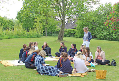 Inaugural Picnic for Future Trotman Pupils