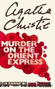 Murder on orient express cover