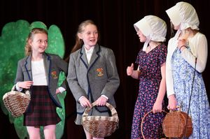 Form 2 Pupils Wind in the Willows 2017
