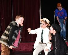 Form 2 Actors in Wind in the Willows