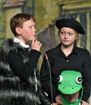 Form 2 in Wind in the Willows Play