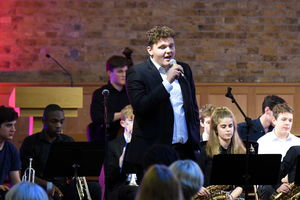 Senior School Band Night in FLT 2017
