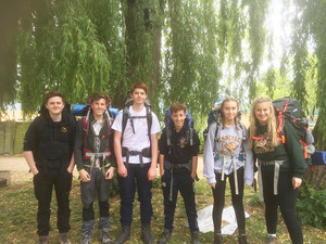 L5 Bronze Practice Expedition May 2017
