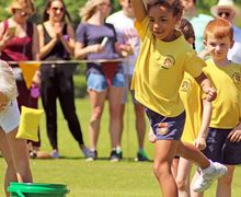Pre-Prep School Sports Day 2017