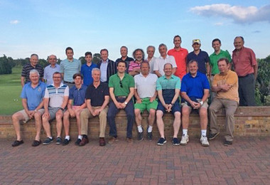 Excellent OS Golf Society Day at Gog Magog
