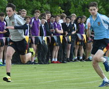 Sutton & Collett Race Junior Sports Day 2017