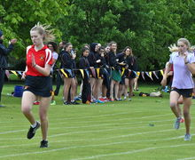 Alliott & Benson Runners Junior Sports Day 2017