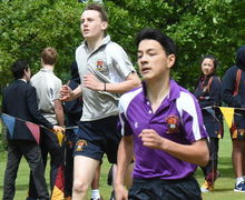 Sutton v Hayward Junior Sports Day 2017