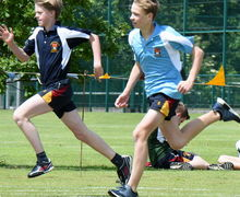 Collett & School Racing Junior Sports Day 2017