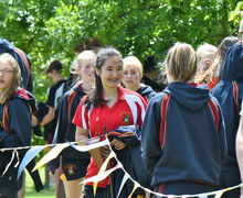 F4 & L5 Girls Junior Sports Day 2017