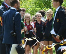 Young House Girls Junior Sports Day 2017