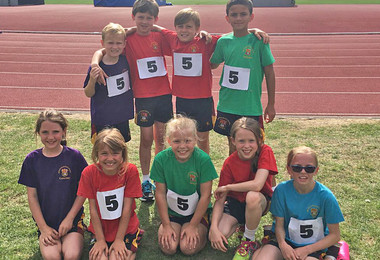 East Area Athletics Prep School F2-U3 Cambridge June 2017