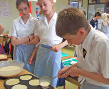 Crepes Prep School Music Tour to Normandy