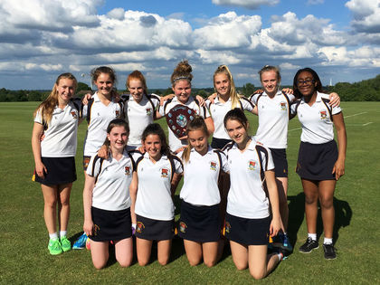 U14A District Rounders Champions