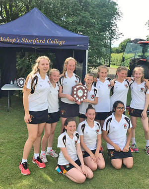 U12b district rounders champs