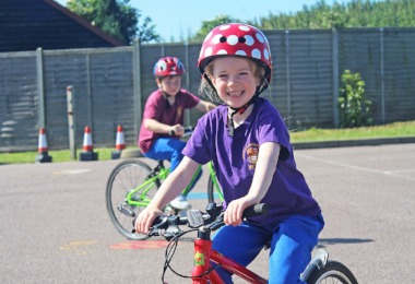 Bikeability Cycling Session for Year 2