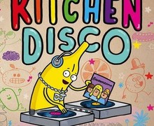 2016 Picture Book Award Shortlist: Kitchen Disco