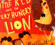 2016 Picture Book Award Shortlist: Little Red & The Very Hungry Lion