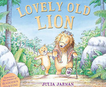 2016 PIcture Book Award Shortlist: Lovely Old Lion