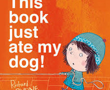 2016 Picture Book Award Shortlist: This book just ate my dog
