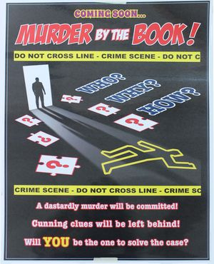 L3 murder mystery by the book